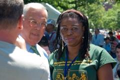 Mayor Menino and Kay