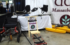 DCR sports equipment