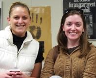 Amy and Kathleen of Baypath