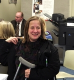 Linda Bellil, Project Director at UMASS Medical School