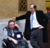 Paul Spooner and Rick Arcangeli