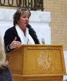 Jean McGuire speaks