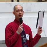 Bill Henning speaks