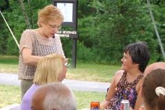 Myra Berloff, Director of MA Office on Disability, and Andrea