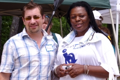 Michael and Kay from MWCIL