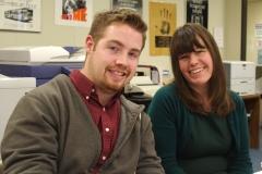 Jim, MASILC Coordinator and Julie (MWCIL)