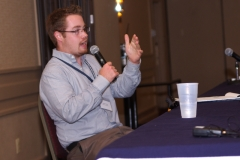 Jim Clark, Coordinator of MASILC