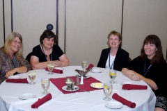 Pat, Rose, Jini and Julie from MWCIL