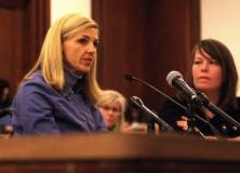 Kristen McCosh testifies.