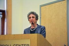 State Representative Ruth Balser