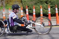 handcyclist