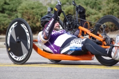 1st place Handcycle - Tom Davis of Indiana