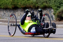 2nd Place Handcycle - Samuel Spencer of New Jersey