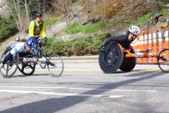 4th place Women's Wheelchairs: Shirley Reilly of Arizona