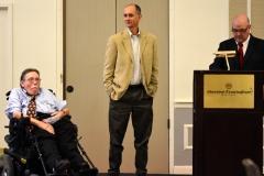 Paul Spooner, Bill Henning and Ed Carr