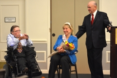 Paul Spooner, Karen Spilka, Ed Carr