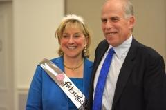 State Senator Karen Spilka and her husband, Joel Loitherstein