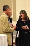 Bill Henning (BCIL), Kirk (Easter Seals MA) and Sheila Joslin