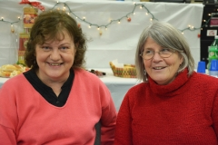 Pat (right)