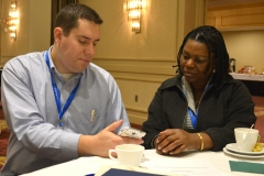 Android: Apps, Answers and AT - Steve Kessler of Easter Seals Mass, and Kay from MWCIL