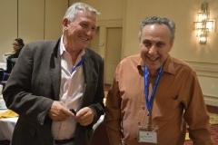 Bill Allan (left)