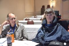 Paul and Amy Ashton, BOD of IA