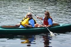 Judi kayaking