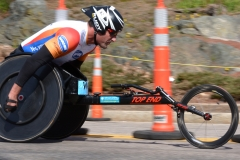 Ernst Van Dyk - First place Men's Wheelchair - from South Africa