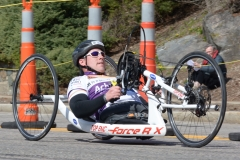 Kevin Dubois on NY - 2nd in Hand Cycle