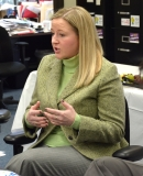 State Representative Danielle Gregoire