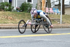Tatyana McFadden, winner Womens' Wheelchairs