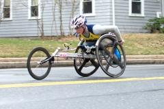 Tatyana McFadden, winner Womens' Wheelchairs