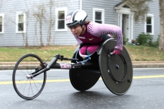 Wakako Tsuchida of Japan - 2nd place Womens' Wheelchairs