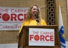 Jenn Miller of Multicultural Community Services
