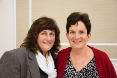 Joy Glynn and Karen Carr