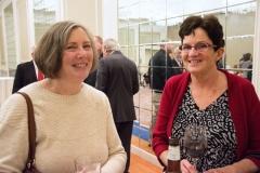 Karen Carr (right)