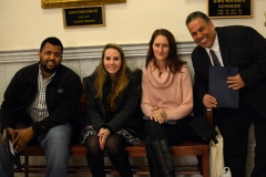MWCIL Staff - Marcos, Jessica, Kelly and David