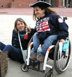 Sheila Joslin and Colleen Flanagan