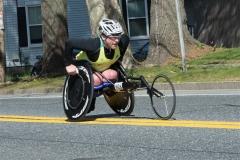 Wheelchair racer