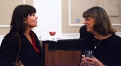 Representative Carolyn Dykema and Sheila Joslin