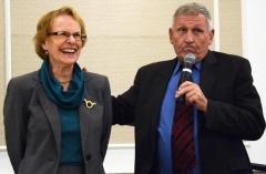 Representative Story and Bill Allan