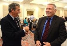 Kirk Joslin and Bill Allan