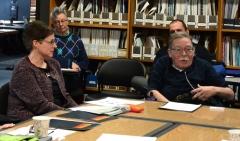 Randi Sargent - MRC and Paul Spooner - Executive Director at MWCIL