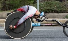 Hiroyuki Yamamoto - Men's Wheelchairs 3rd place - Japan
