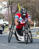 Handcycle racer