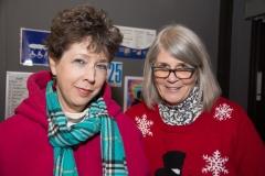 Pat (left)