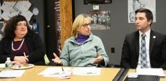 Roxy (ReQuipment),Senator Karen Spilka and Rep. Jack Lewis