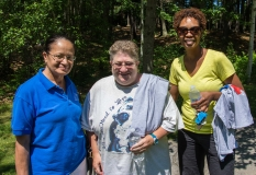 Three women from STAVROS (?)