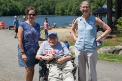 Randi (MRC), Paul (MWCIL) and Ann Shor (MRC)