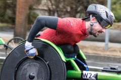 wheelchair racer, Steven Smith